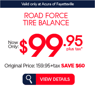 road force balance now only $99.95 plus tax* view details