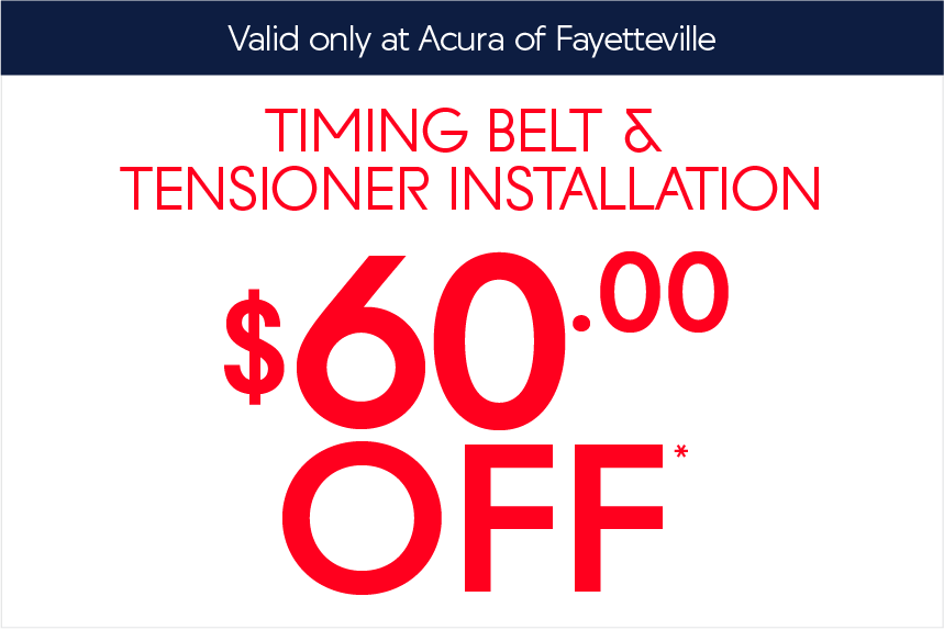 Acura of Fayetteville Coupon - Print