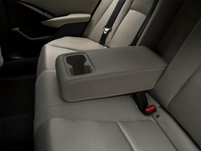 2020 Honda Accord Cup Holders