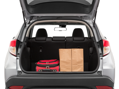 2020 Honda HR-V Trunk Space