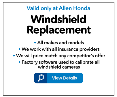 Windshield Replacement for All Makes and Models - View Details