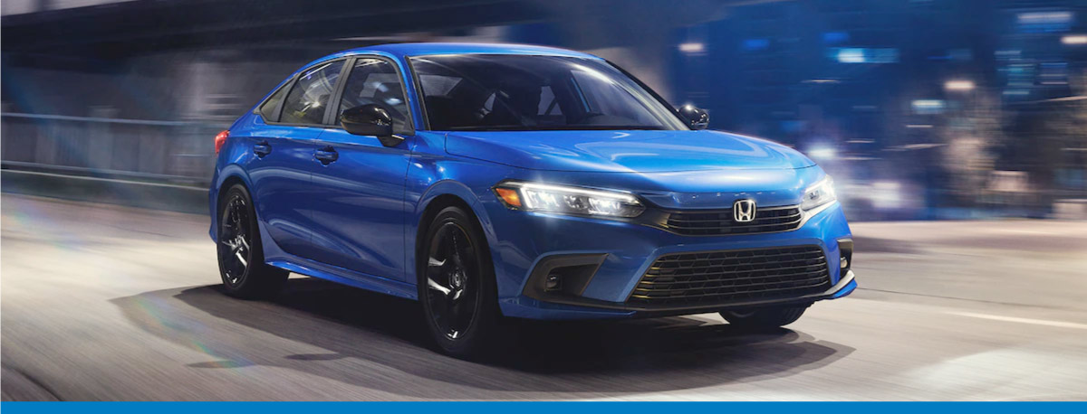 New 2021 Honda Civic at Allen Honda