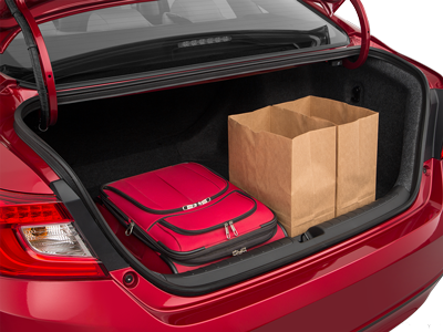 Accord Trunk Space