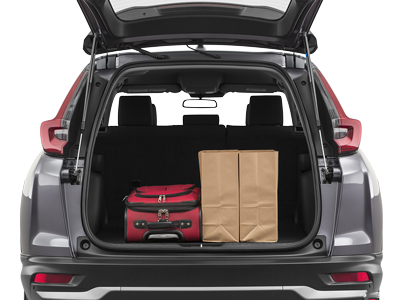CR-V Trunk Space College Station Texas