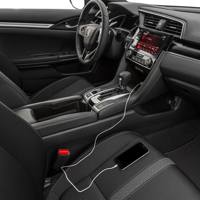 2019 Honda Civic Technology Features in College Station, TX