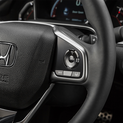 2019 Honda Civic Safety Features in College Station, TX