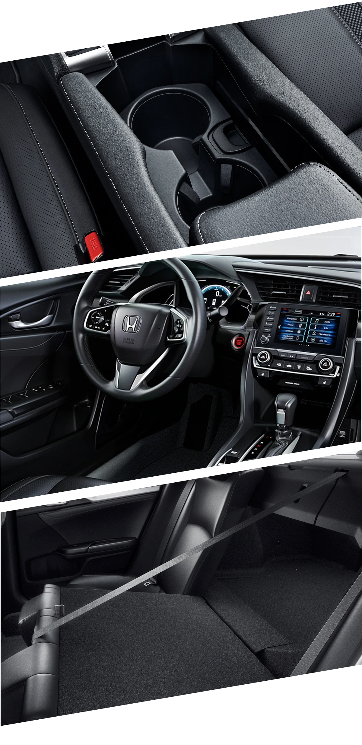 New Honda Civic at Allen Honda in College Station TX