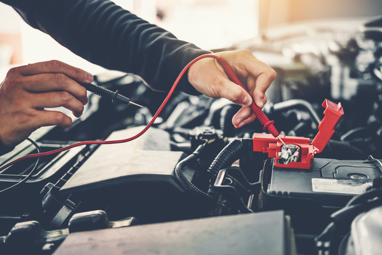 Car Battery Service near College Station, TX
