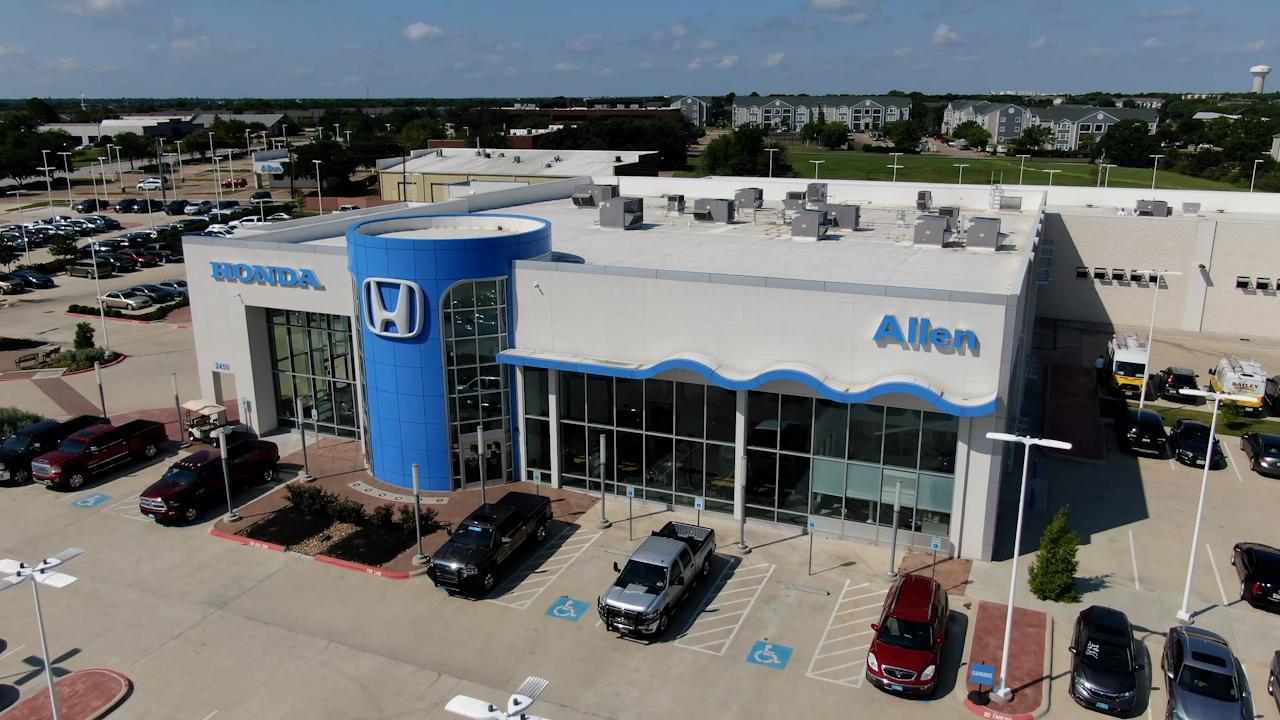 Allen Honda in College Station, Texas