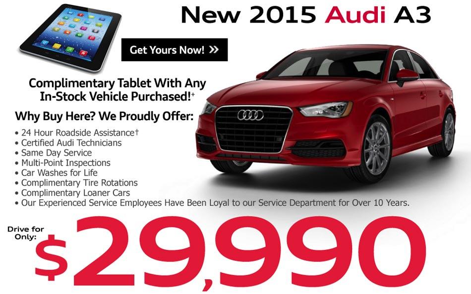 Audi Fairfield | New Audi dealership in Fairfield, CT 06825