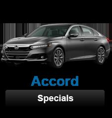 Honda Accord Specials