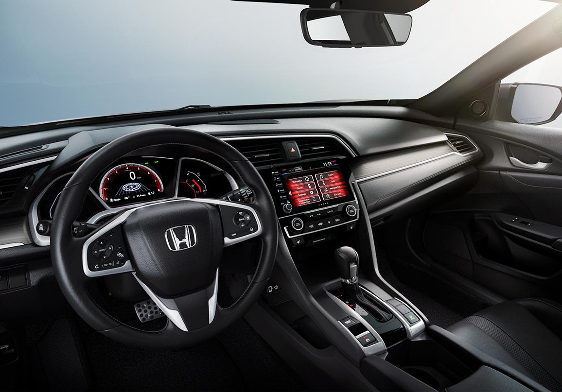 2021 Honda Civic Technology Features