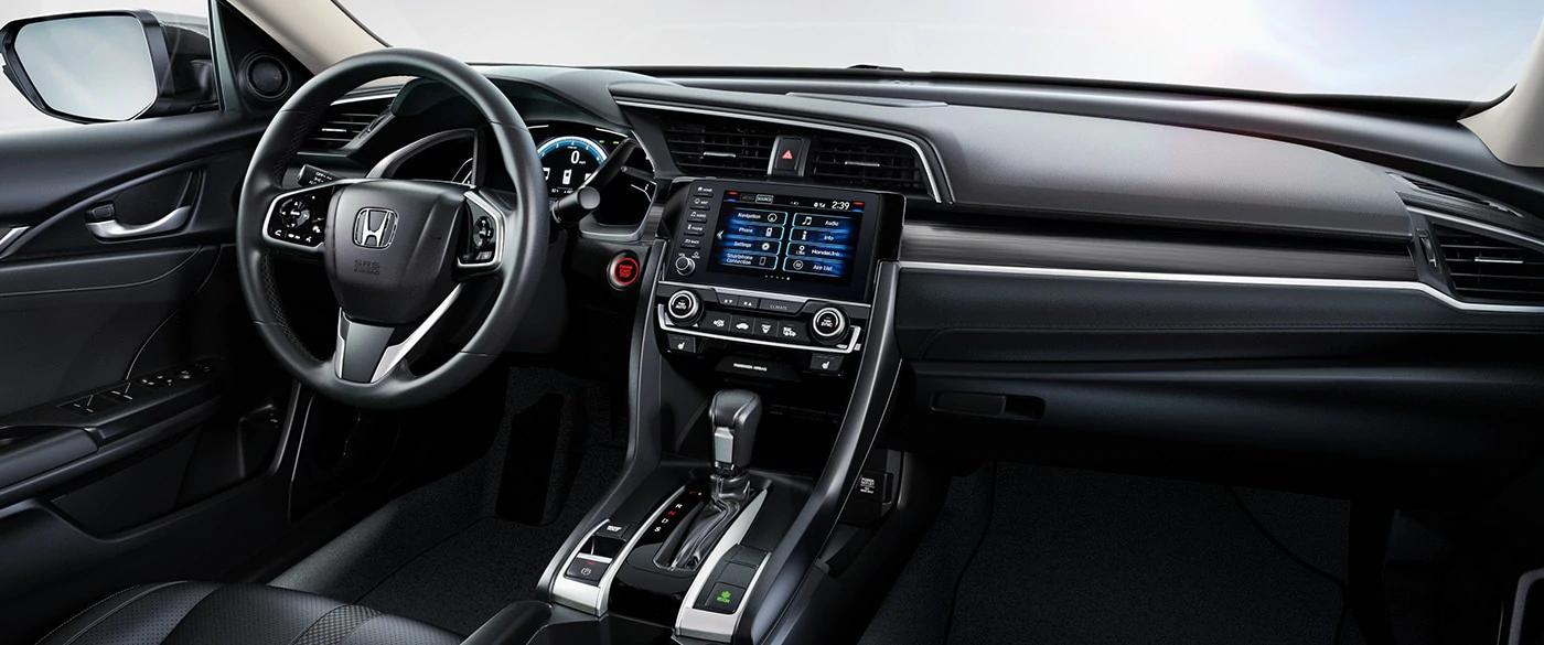 2021 Honda Civic Steering Column