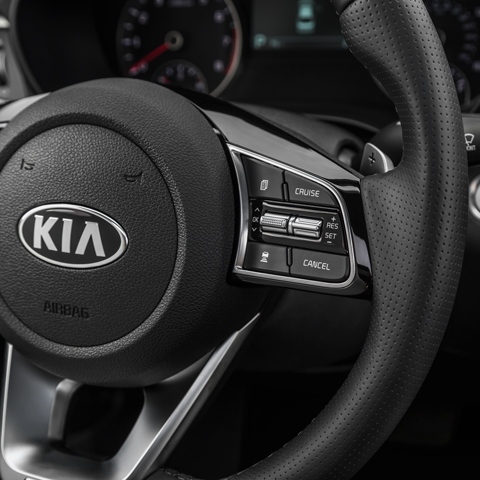 2019 Kia Optima Safety Features