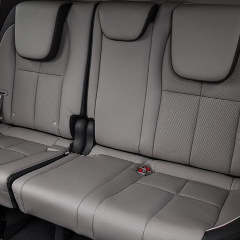 2019 Kia Sedona Seating