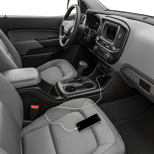 2019 GMC Canyon Available Technology Features