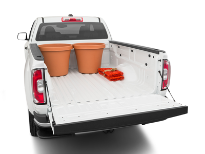 2020 GMC Canyon Cargo Space in Forsyth, IL