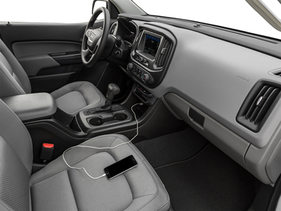 2020 GMC Canyon Available Technology Features in Forsyth, IL