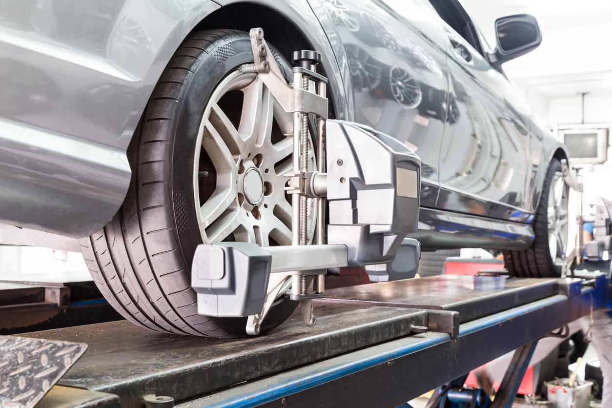 Wheel Alignment in Forsyth, IL