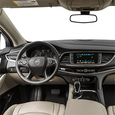 2019 Buick Enclave Steering Column in Forsyth, IL