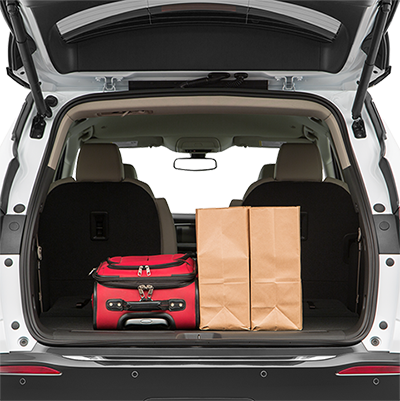 2019 Buick Enclave Cargo Space in Forsyth, IL