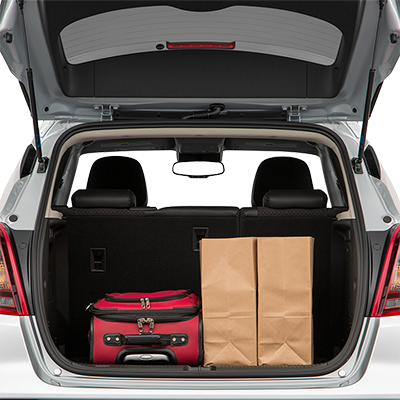 2019 Buick Encore Cargo Space in Forsyth, IL