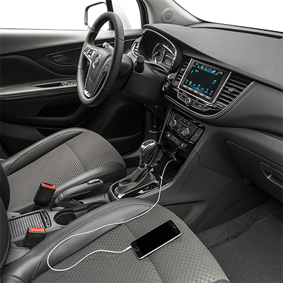2019 Buick Encore Available Technology Features in Forsyth, IL