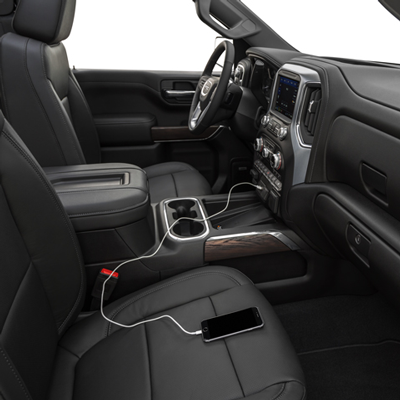 2019 GMC Sierra Available Technology Features in Forsyth, IL