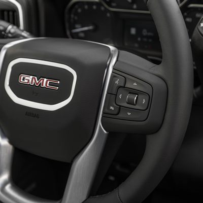 2019 GMC Sierra Available Safety Features in Forsyth, IL