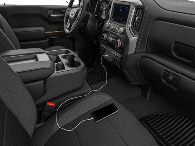 2020 GMC Sierra 1500 Available Technology Features in forsyth, IL