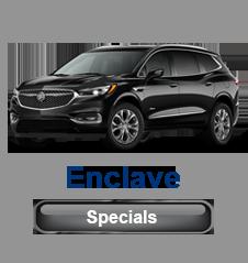 Buick Enclave Specials