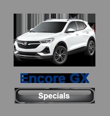 Buick Encore GX Specials