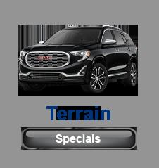 GMC Terrain Specials
