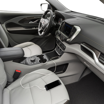 19 GMC Terrain Available Technology Features in Forsyth, IL