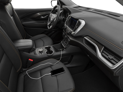2020 GMC Terrain Available Technology Features in Forsyth, IL
