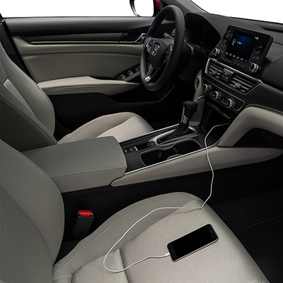 2019 Honda Accord Technology Connectivity Features