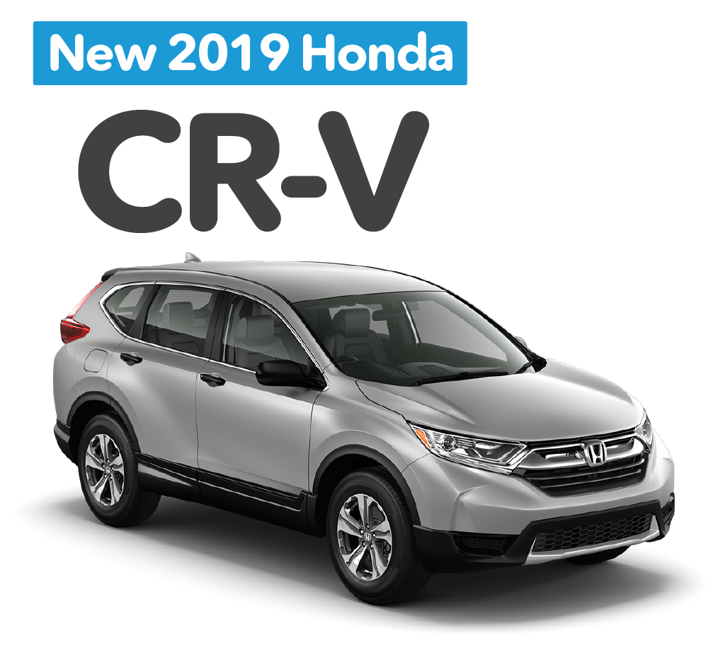 New 2019 Honda CR-V