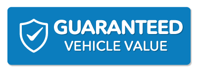 Guaranteed Vehicle Value for your trade-in