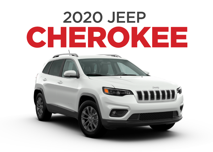New 2020 Jeep Cherokee Special