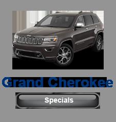 Grand Cherokee Specials Champaign IL