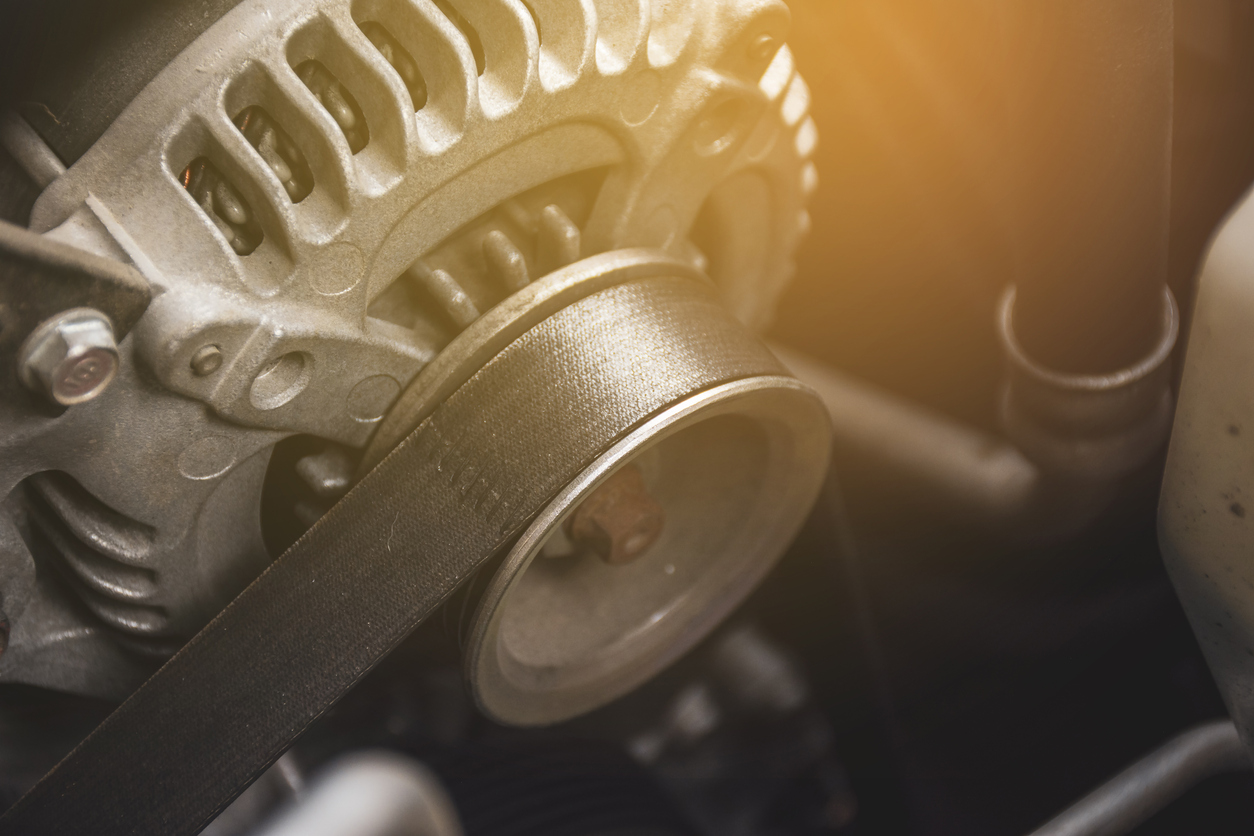 Drive Belt Replacement in Decatur, IL