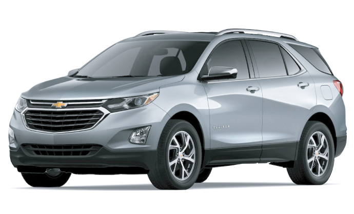 New 2021 Chevrolet Equinox
