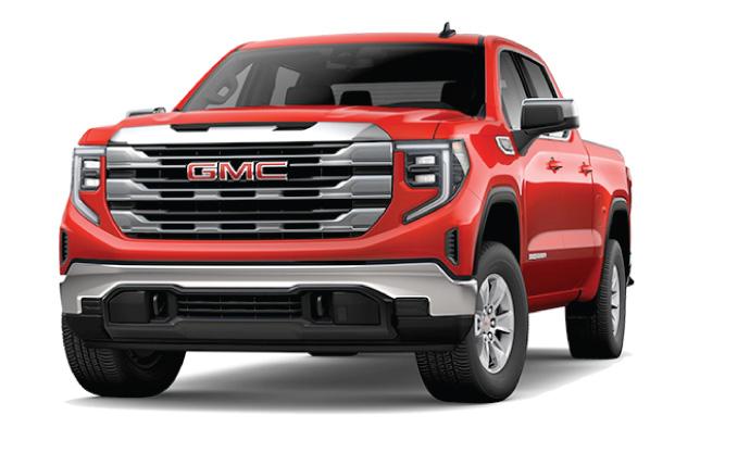 New 2021 Chevrolet Sierra