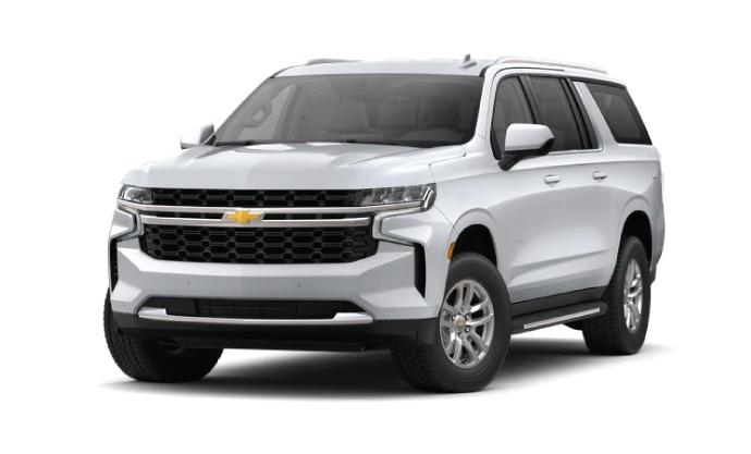 New 2021 Chevrolet Suburban