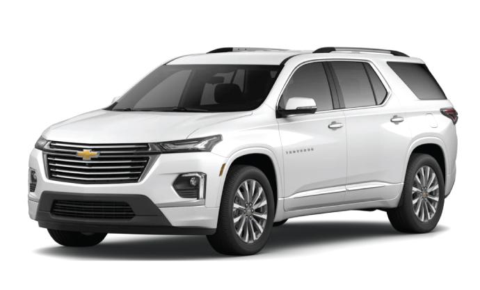 New 2021 Chevrolet Traverse