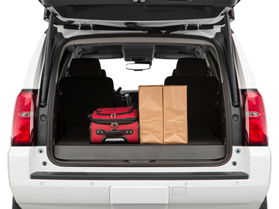 2020 Chevy Tahoe Cargo Space Panama City, FL