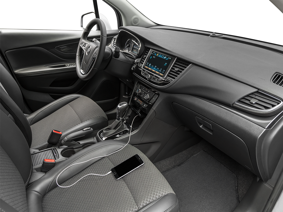 2021 Buick Encore Available Technology Features in Roanoke, VA