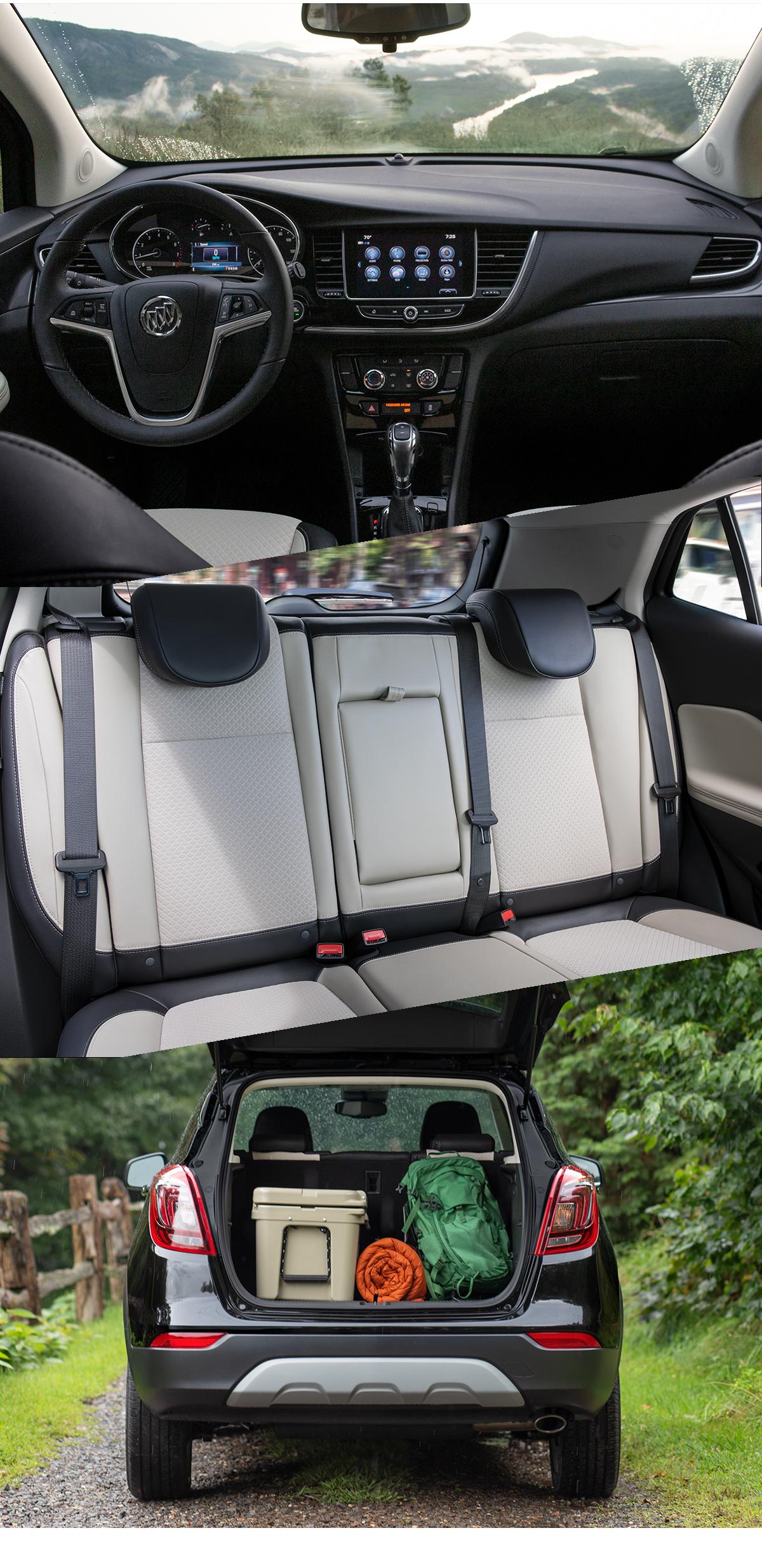2021 Buick Encore Interior Images in Roanoke, VA
