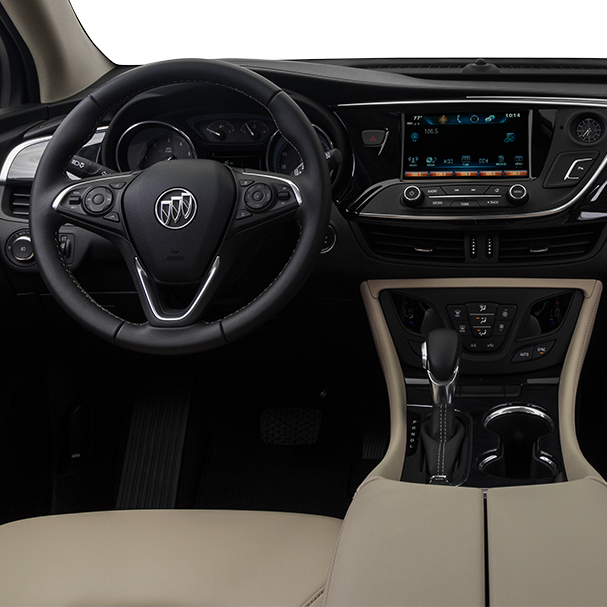2017 Buick Envision Steering Column