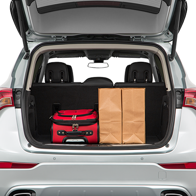 2019 Buick Envision Cargo Space in Roanoke, VA